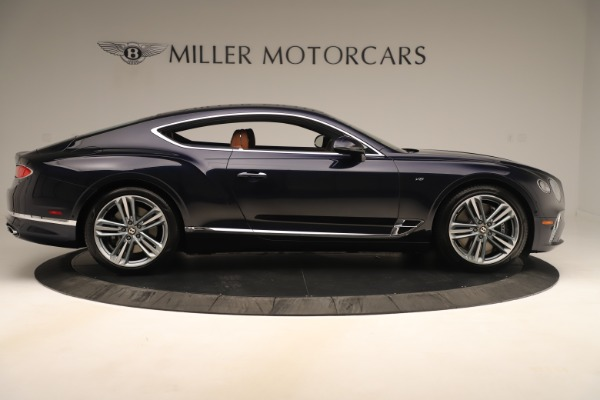 New 2020 Bentley Continental GT V8 for sale $245,105 at Bugatti of Greenwich in Greenwich CT 06830 9