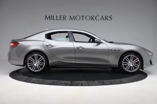 New 2019 Maserati Ghibli S Q4 for sale Sold at Bugatti of Greenwich in Greenwich CT 06830 9
