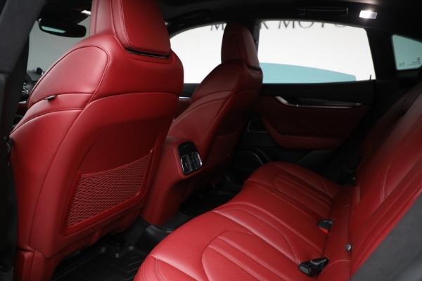 Used 2019 Maserati Levante Q4 GranSport for sale $69,900 at Bugatti of Greenwich in Greenwich CT 06830 17