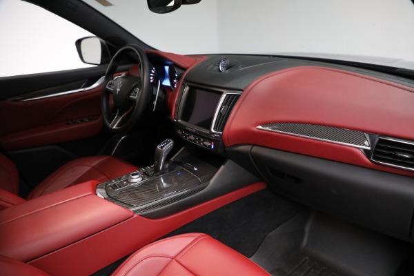 Used 2019 Maserati Levante Q4 GranSport for sale $69,900 at Bugatti of Greenwich in Greenwich CT 06830 21