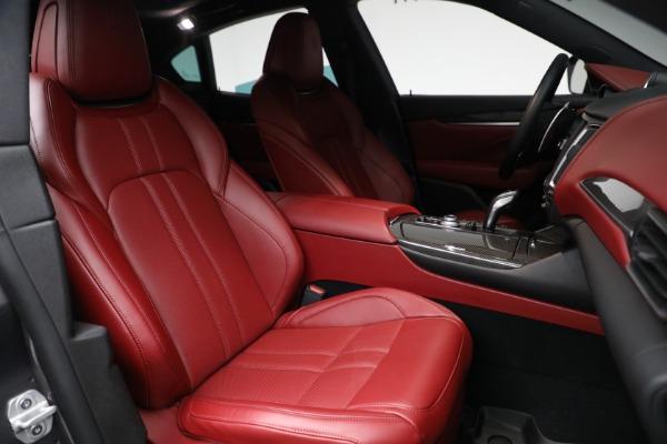 Used 2019 Maserati Levante Q4 GranSport for sale $69,900 at Bugatti of Greenwich in Greenwich CT 06830 23
