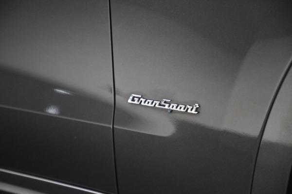 Used 2019 Maserati Levante Q4 GranSport for sale $69,900 at Bugatti of Greenwich in Greenwich CT 06830 26