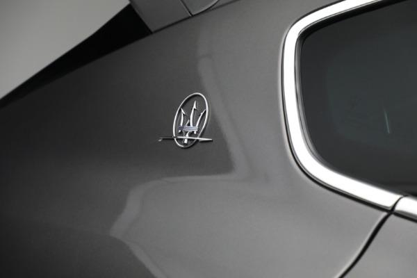 Used 2019 Maserati Levante Q4 GranSport for sale $69,900 at Bugatti of Greenwich in Greenwich CT 06830 27