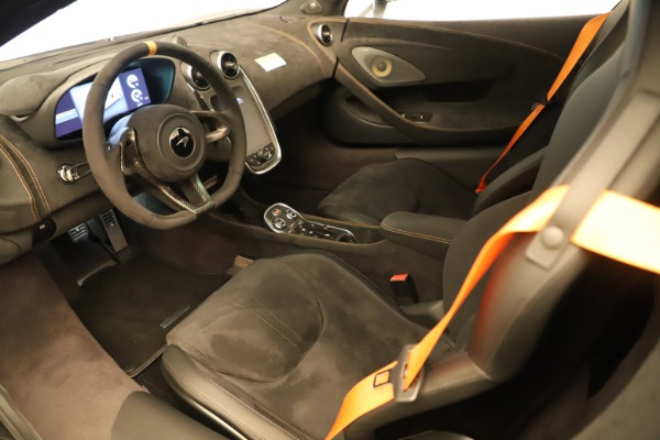 Used 2020 McLaren 600LT Spider for sale Sold at Bugatti of Greenwich in Greenwich CT 06830 22