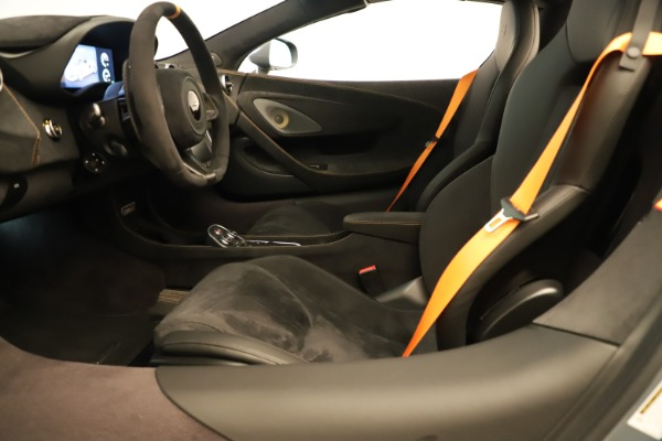 Used 2020 McLaren 600LT Spider for sale Sold at Bugatti of Greenwich in Greenwich CT 06830 23