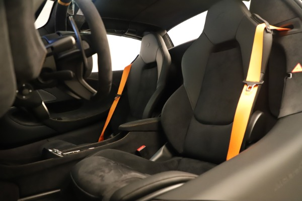 Used 2020 McLaren 600LT Spider for sale Sold at Bugatti of Greenwich in Greenwich CT 06830 24