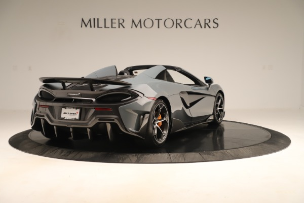 Used 2020 McLaren 600LT Spider for sale Sold at Bugatti of Greenwich in Greenwich CT 06830 6