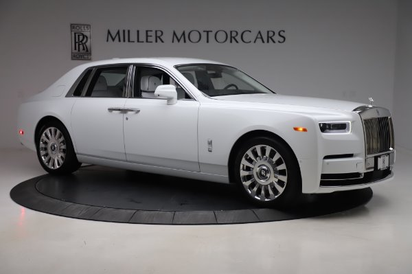 New 2020 Rolls-Royce Phantom for sale $545,200 at Bugatti of Greenwich in Greenwich CT 06830 10