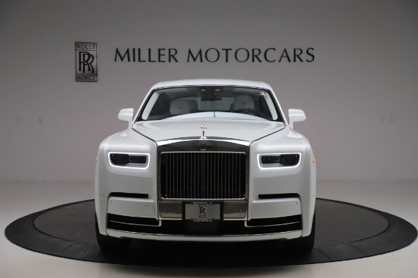 New 2020 Rolls-Royce Phantom for sale $545,200 at Bugatti of Greenwich in Greenwich CT 06830 2