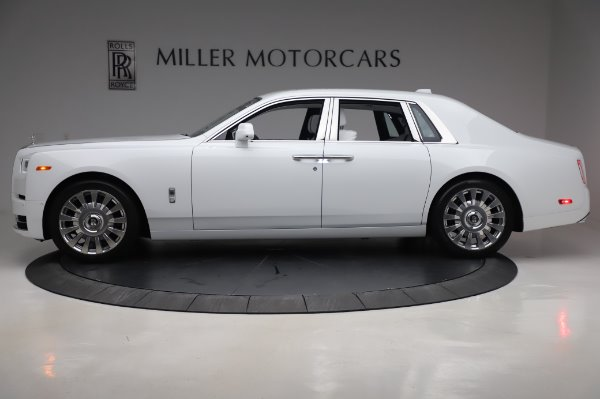 New 2020 Rolls-Royce Phantom for sale $545,200 at Bugatti of Greenwich in Greenwich CT 06830 3