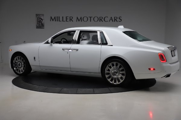 New 2020 Rolls-Royce Phantom for sale $545,200 at Bugatti of Greenwich in Greenwich CT 06830 4