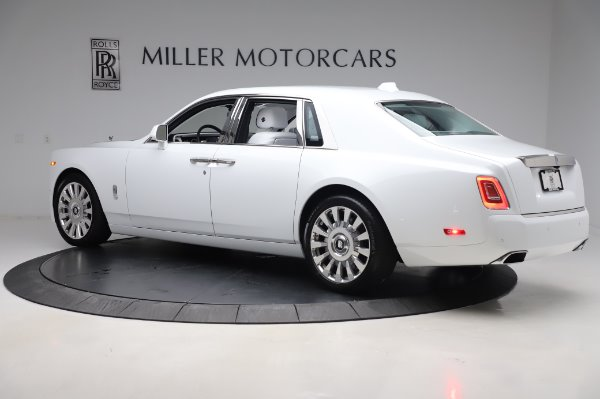 New 2020 Rolls-Royce Phantom for sale $545,200 at Bugatti of Greenwich in Greenwich CT 06830 5