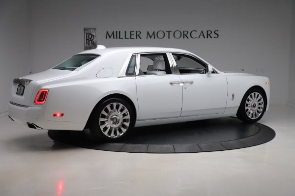New 2020 Rolls-Royce Phantom for sale $545,200 at Bugatti of Greenwich in Greenwich CT 06830 7
