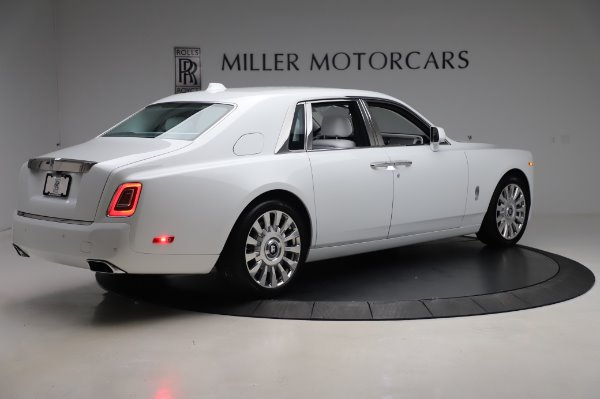 New 2020 Rolls-Royce Phantom for sale $545,200 at Bugatti of Greenwich in Greenwich CT 06830 8