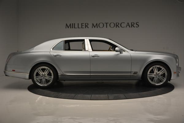 Used 2012 Bentley Mulsanne for sale Sold at Bugatti of Greenwich in Greenwich CT 06830 10