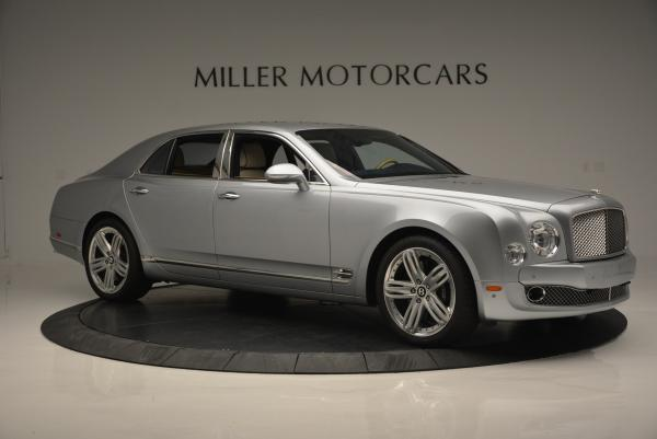 Used 2012 Bentley Mulsanne for sale Sold at Bugatti of Greenwich in Greenwich CT 06830 11