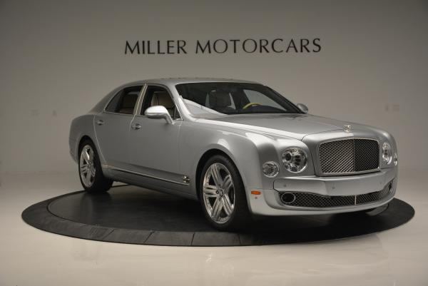 Used 2012 Bentley Mulsanne for sale Sold at Bugatti of Greenwich in Greenwich CT 06830 12