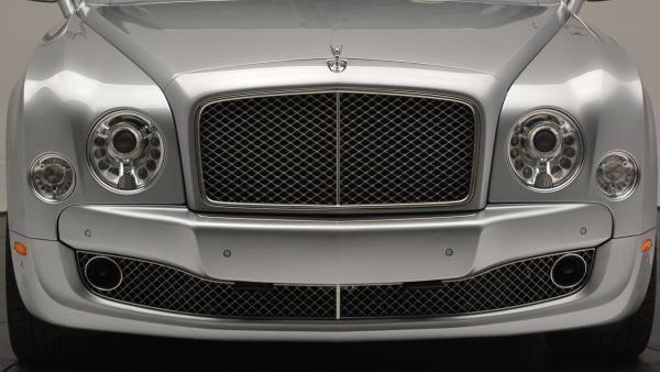 Used 2012 Bentley Mulsanne for sale Sold at Bugatti of Greenwich in Greenwich CT 06830 14