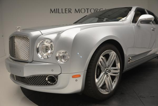 Used 2012 Bentley Mulsanne for sale Sold at Bugatti of Greenwich in Greenwich CT 06830 15