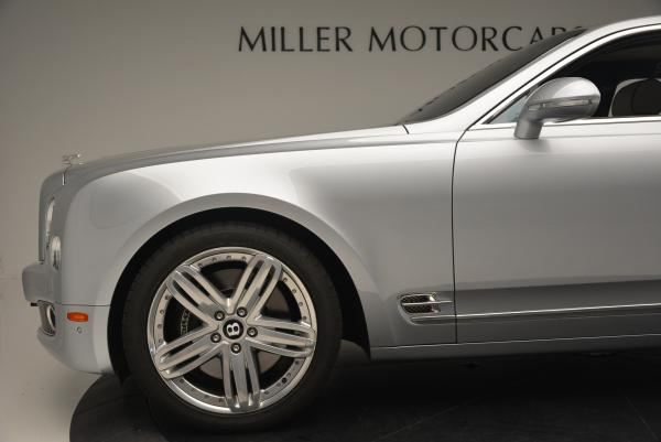 Used 2012 Bentley Mulsanne for sale Sold at Bugatti of Greenwich in Greenwich CT 06830 16