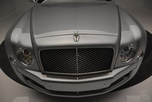 Used 2012 Bentley Mulsanne for sale Sold at Bugatti of Greenwich in Greenwich CT 06830 17