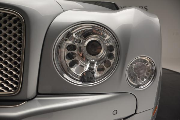 Used 2012 Bentley Mulsanne for sale Sold at Bugatti of Greenwich in Greenwich CT 06830 18