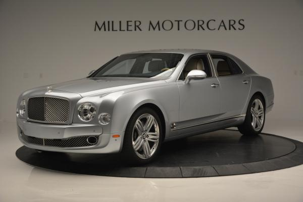 Used 2012 Bentley Mulsanne for sale Sold at Bugatti of Greenwich in Greenwich CT 06830 2