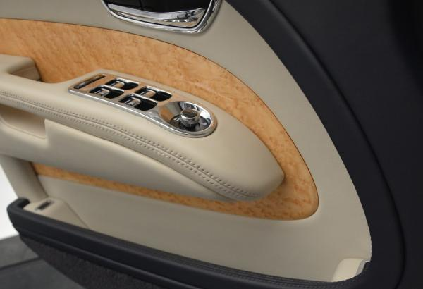 Used 2012 Bentley Mulsanne for sale Sold at Bugatti of Greenwich in Greenwich CT 06830 22