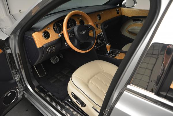 Used 2012 Bentley Mulsanne for sale Sold at Bugatti of Greenwich in Greenwich CT 06830 24