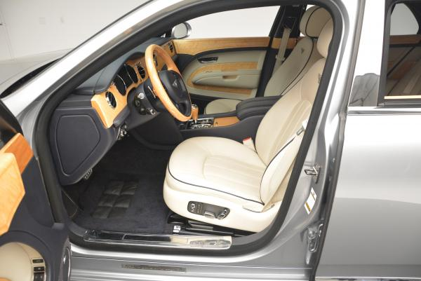 Used 2012 Bentley Mulsanne for sale Sold at Bugatti of Greenwich in Greenwich CT 06830 25