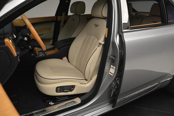 Used 2012 Bentley Mulsanne for sale Sold at Bugatti of Greenwich in Greenwich CT 06830 26