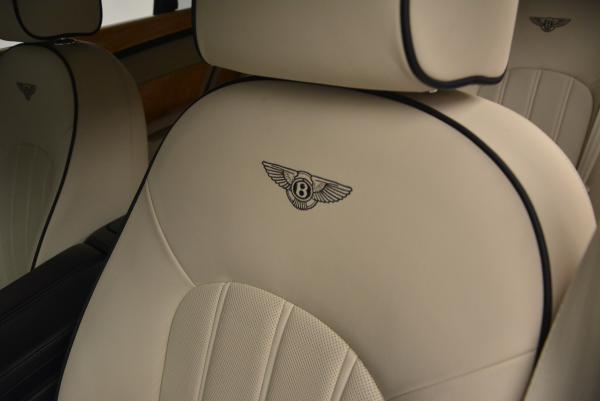 Used 2012 Bentley Mulsanne for sale Sold at Bugatti of Greenwich in Greenwich CT 06830 27