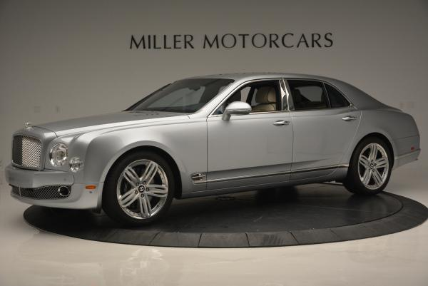 Used 2012 Bentley Mulsanne for sale Sold at Bugatti of Greenwich in Greenwich CT 06830 3