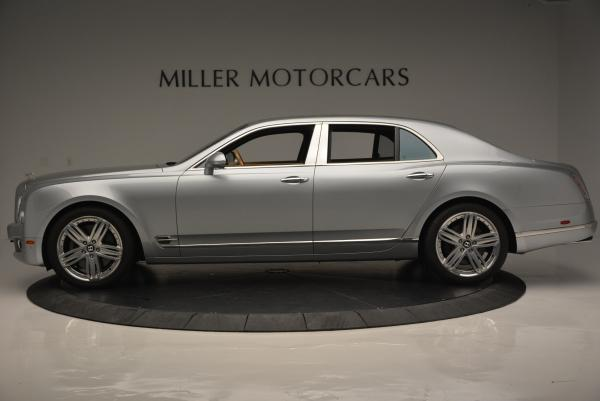 Used 2012 Bentley Mulsanne for sale Sold at Bugatti of Greenwich in Greenwich CT 06830 4
