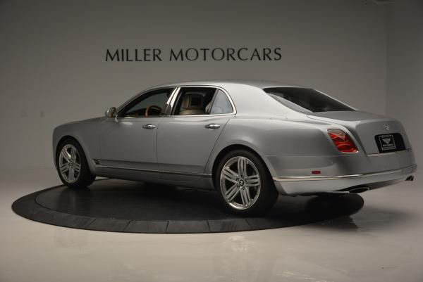 Used 2012 Bentley Mulsanne for sale Sold at Bugatti of Greenwich in Greenwich CT 06830 5