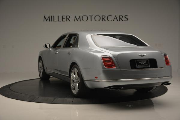 Used 2012 Bentley Mulsanne for sale Sold at Bugatti of Greenwich in Greenwich CT 06830 6