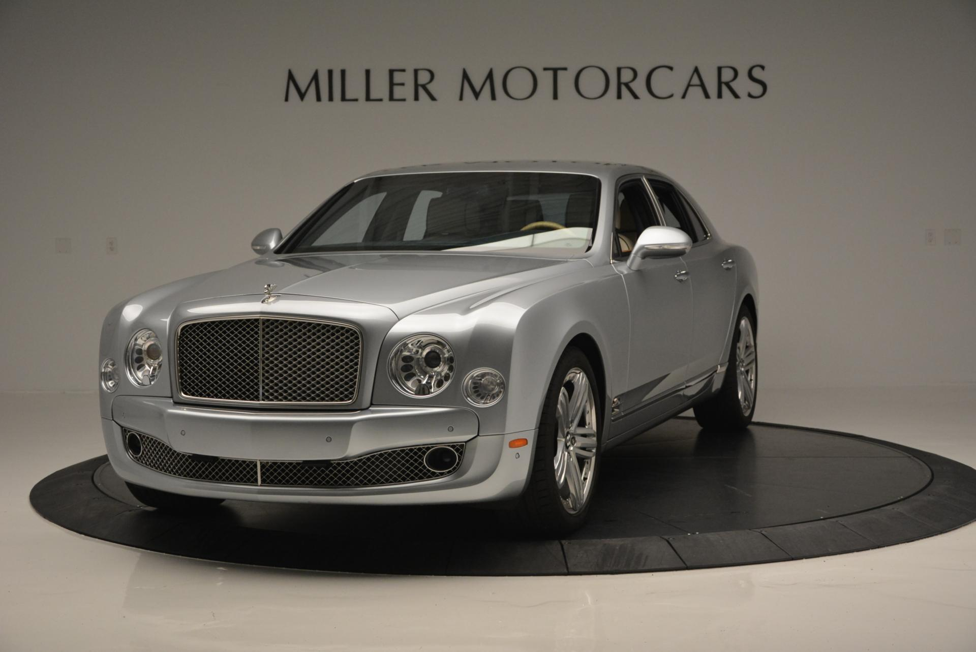 Used 2012 Bentley Mulsanne for sale Sold at Bugatti of Greenwich in Greenwich CT 06830 1