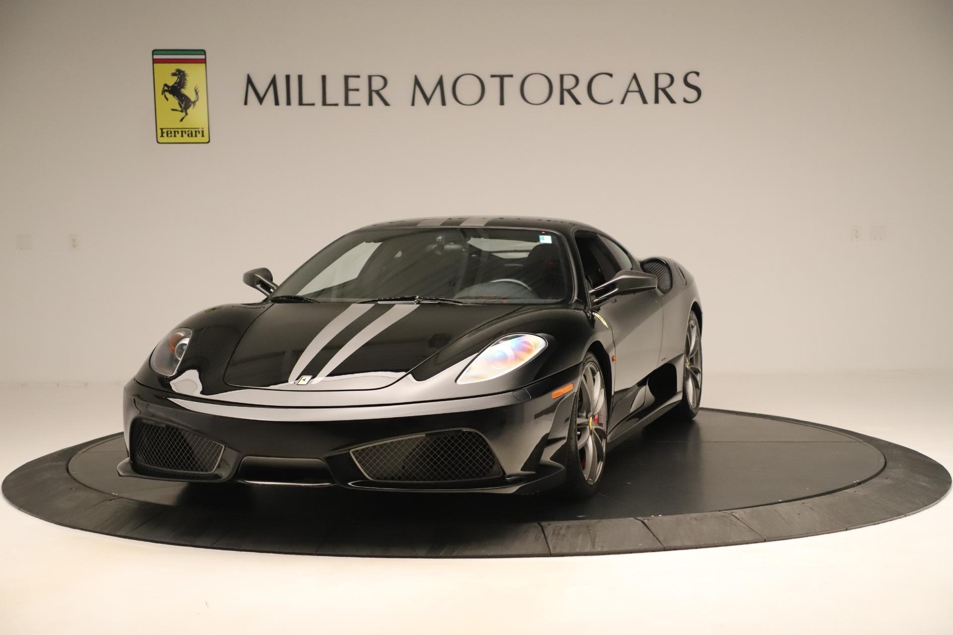 Used 2008 Ferrari F430 Scuderia for sale $189,900 at Bugatti of Greenwich in Greenwich CT 06830 1