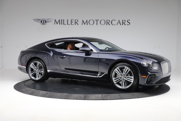 New 2020 Bentley Continental GT V8 for sale Sold at Bugatti of Greenwich in Greenwich CT 06830 10