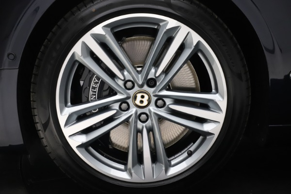 New 2020 Bentley Continental GT V8 for sale Sold at Bugatti of Greenwich in Greenwich CT 06830 15