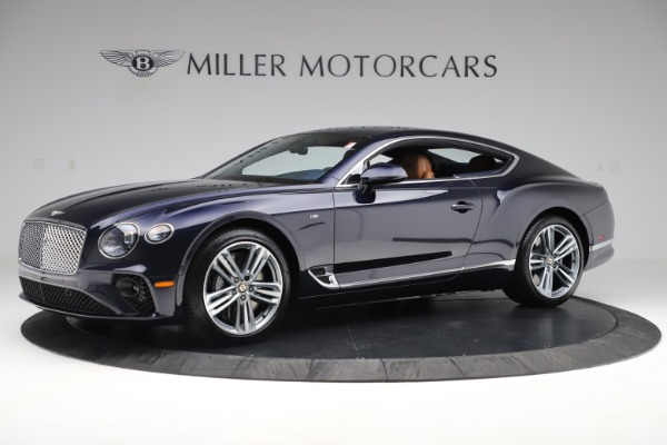New 2020 Bentley Continental GT V8 for sale Sold at Bugatti of Greenwich in Greenwich CT 06830 2