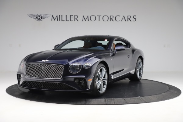 New 2020 Bentley Continental GT V8 for sale Sold at Bugatti of Greenwich in Greenwich CT 06830 1