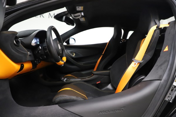 Used 2017 McLaren 570S Coupe for sale Sold at Bugatti of Greenwich in Greenwich CT 06830 17