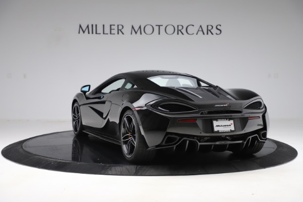 Used 2017 McLaren 570S Coupe for sale Sold at Bugatti of Greenwich in Greenwich CT 06830 4