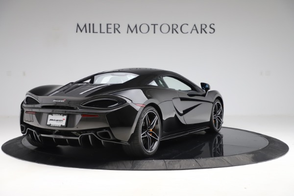 Used 2017 McLaren 570S Coupe for sale Sold at Bugatti of Greenwich in Greenwich CT 06830 6