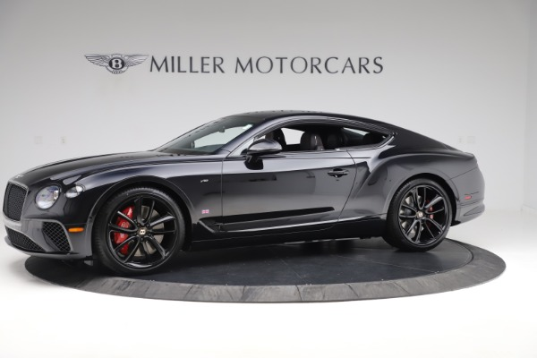 Used 2020 Bentley Continental GT V8 for sale Sold at Bugatti of Greenwich in Greenwich CT 06830 2