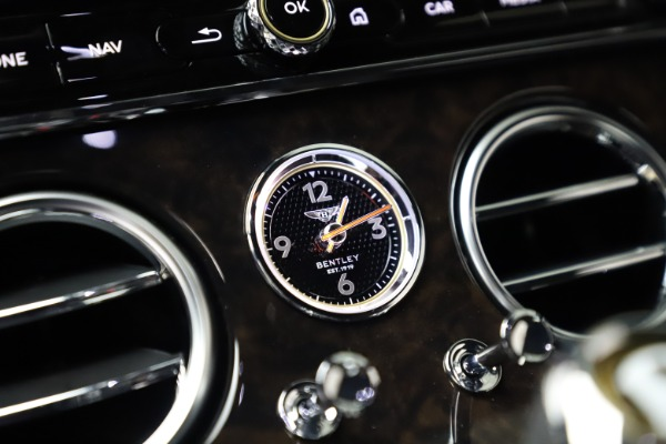 Used 2020 Bentley Continental GT V8 for sale Sold at Bugatti of Greenwich in Greenwich CT 06830 23