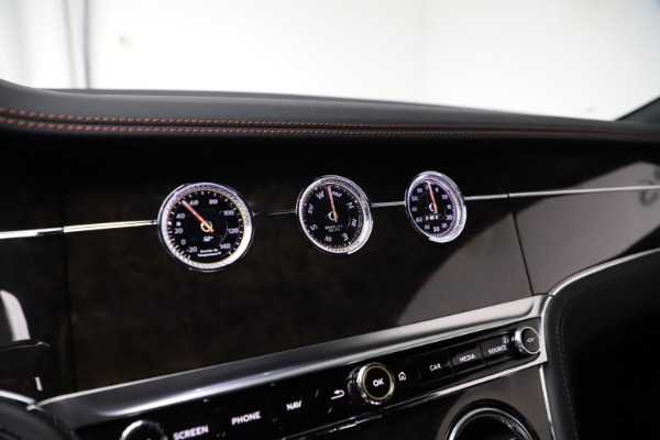 Used 2020 Bentley Continental GT V8 for sale Sold at Bugatti of Greenwich in Greenwich CT 06830 27
