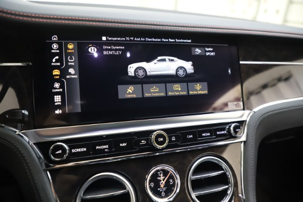 Used 2020 Bentley Continental GT V8 for sale Sold at Bugatti of Greenwich in Greenwich CT 06830 28
