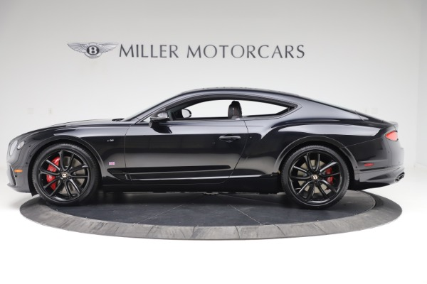 Used 2020 Bentley Continental GT V8 for sale Sold at Bugatti of Greenwich in Greenwich CT 06830 3